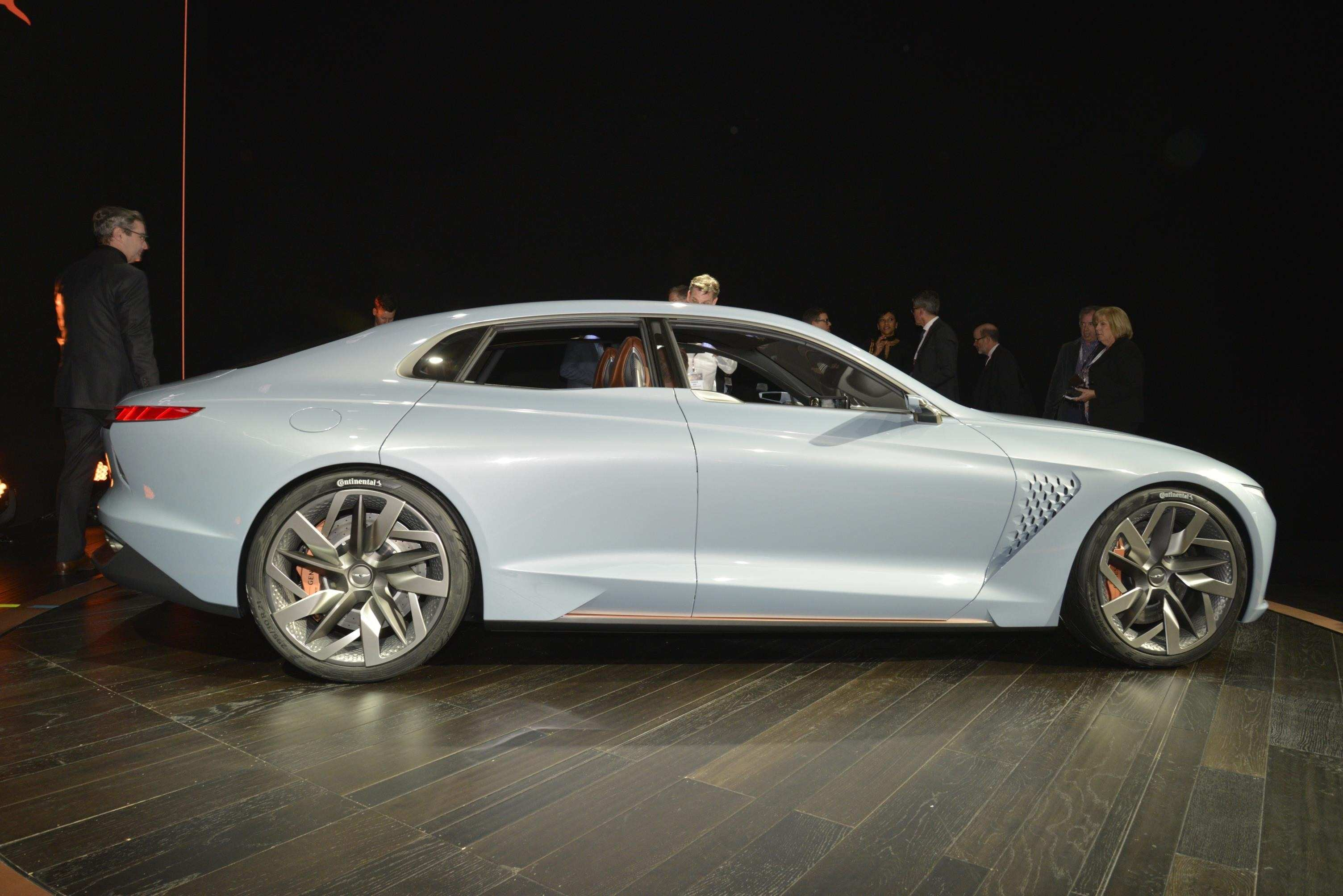 67 Best Review 2019 Genesis Concept History by 2019 Genesis Concept
