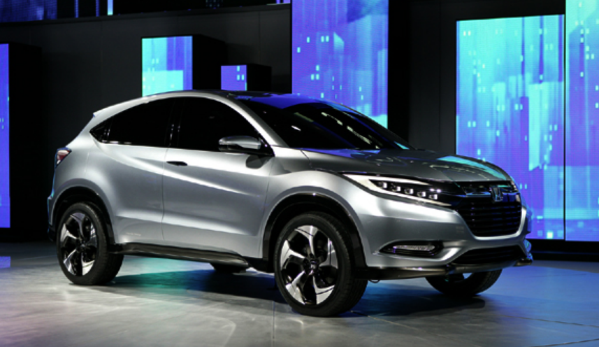 67 Best Review 2019 Honda Hrv Redesign Research New with 2019 Honda Hrv Redesign