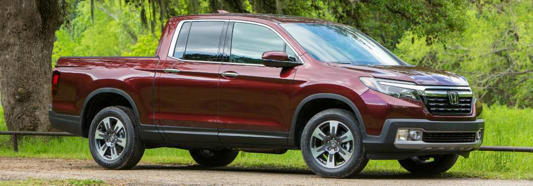 67 Best Review 2019 Honda Ridgeline Incentives Prices by 2019 Honda Ridgeline Incentives