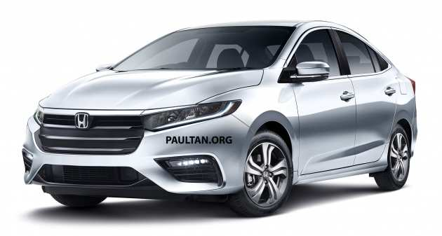 67 Best Review 2019 New Honda City Price with 2019 New Honda City