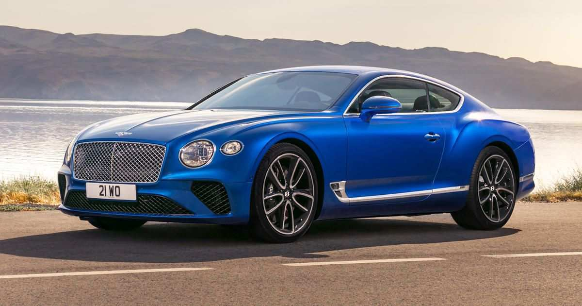 67 Concept of 2019 Bentley Continental Gt V8 Exterior with 2019 Bentley Continental Gt V8