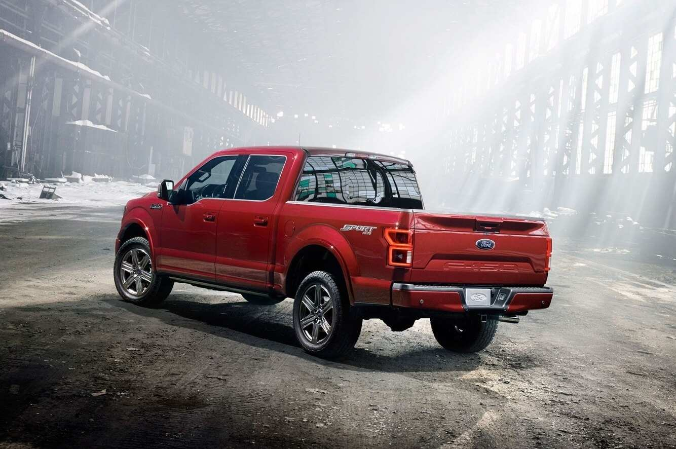 67 Concept of 2019 Ford F 150 Hybrid Release for 2019 Ford F 150 Hybrid