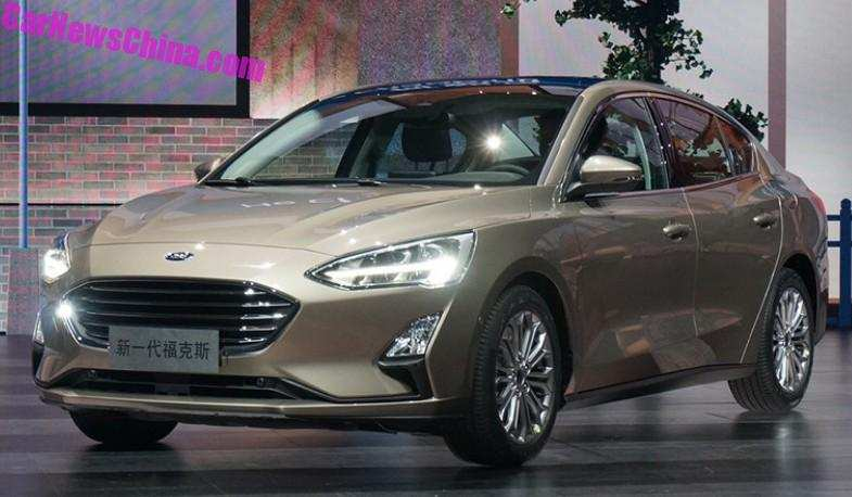 67 Concept of 2019 Ford Focus Sedan Configurations for 2019 Ford Focus Sedan
