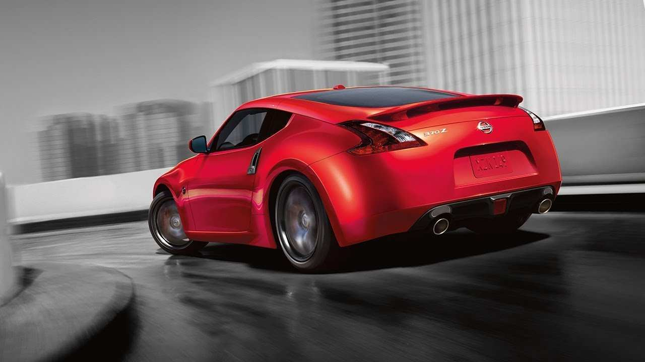 67 Concept of 2019 Nissan 370Z Redesign History with 2019 Nissan 370Z Redesign