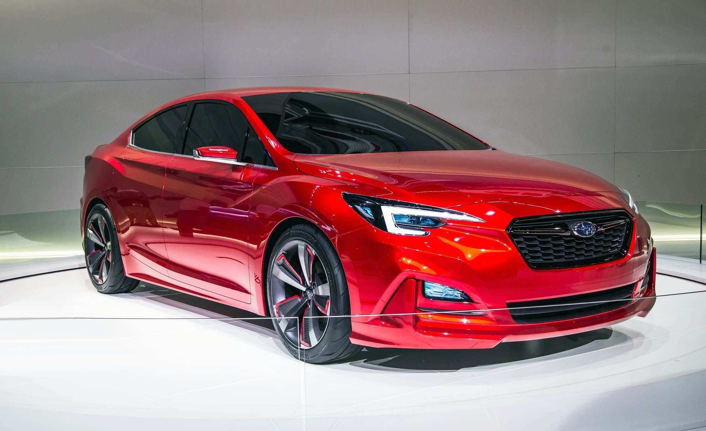 67 Concept of 2019 Subaru Cars Rumors for 2019 Subaru Cars