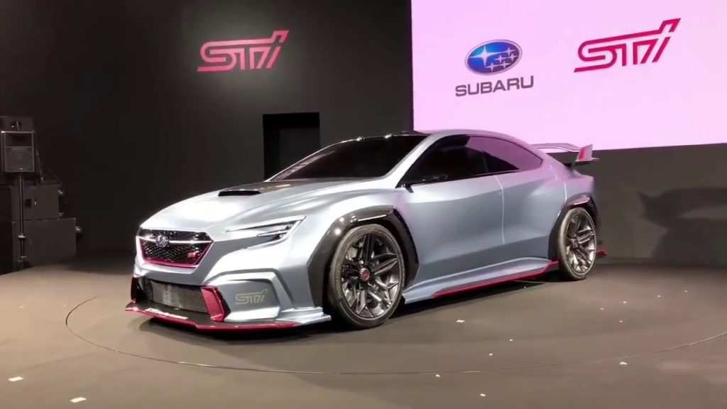 67 Concept of 2019 Subaru Sti Specs Rumors with 2019 Subaru Sti Specs