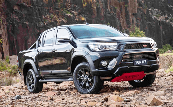 67 Concept of 2019 Toyota Diesel Hilux Performance by 2019 Toyota Diesel Hilux