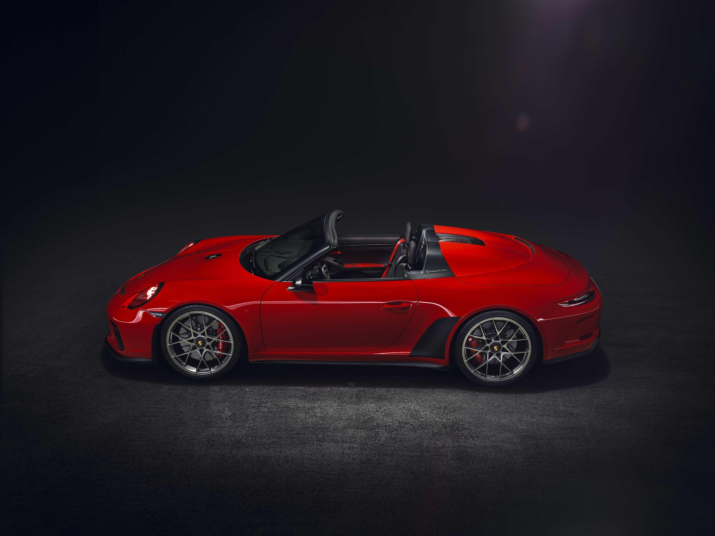 67 Concept of 2020 Porsche Speedster Performance by 2020 Porsche Speedster
