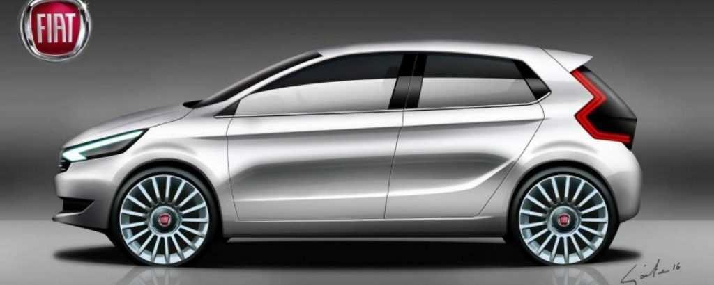 67 Concept of Fiat Punto 2020 Spy Shoot by Fiat Punto 2020