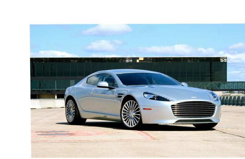 67 Gallery of 2019 Aston Martin Rapide Overview for 2019 Aston Martin Rapide
