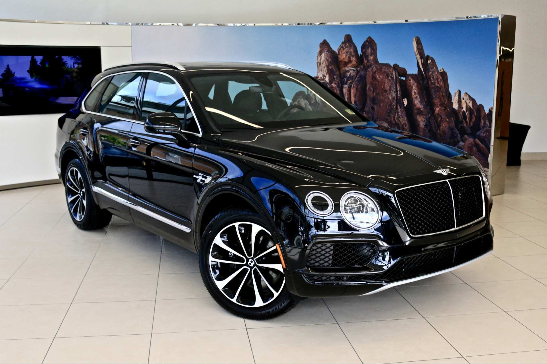 67 Gallery of 2019 Bentley Bentayga V8 Price Performance with 2019 Bentley Bentayga V8 Price