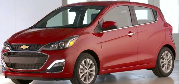 67 Gallery of 2019 Chevrolet Spark Configurations by 2019 Chevrolet Spark