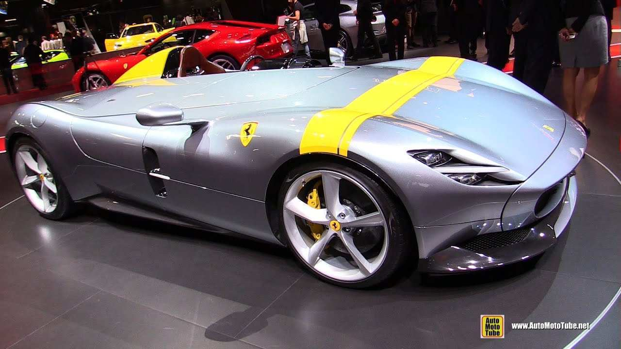 67 Gallery of 2019 Ferrari Interior Release Date for 2019 Ferrari Interior