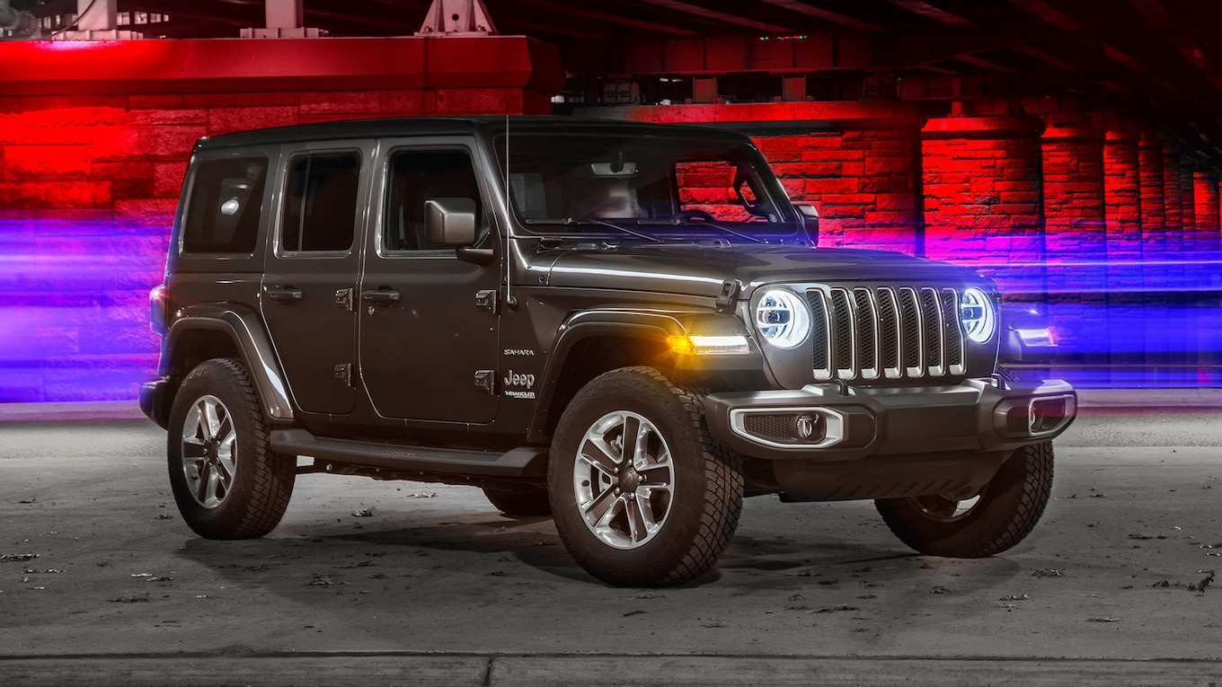 67 Gallery of 2019 Jeep 3Rd Row Redesign for 2019 Jeep 3Rd Row