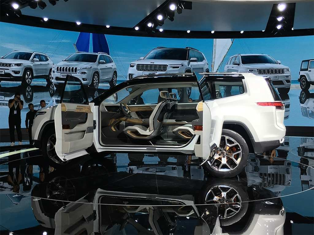 67 Gallery of 2019 Jeep Yuntu Concept for 2019 Jeep Yuntu