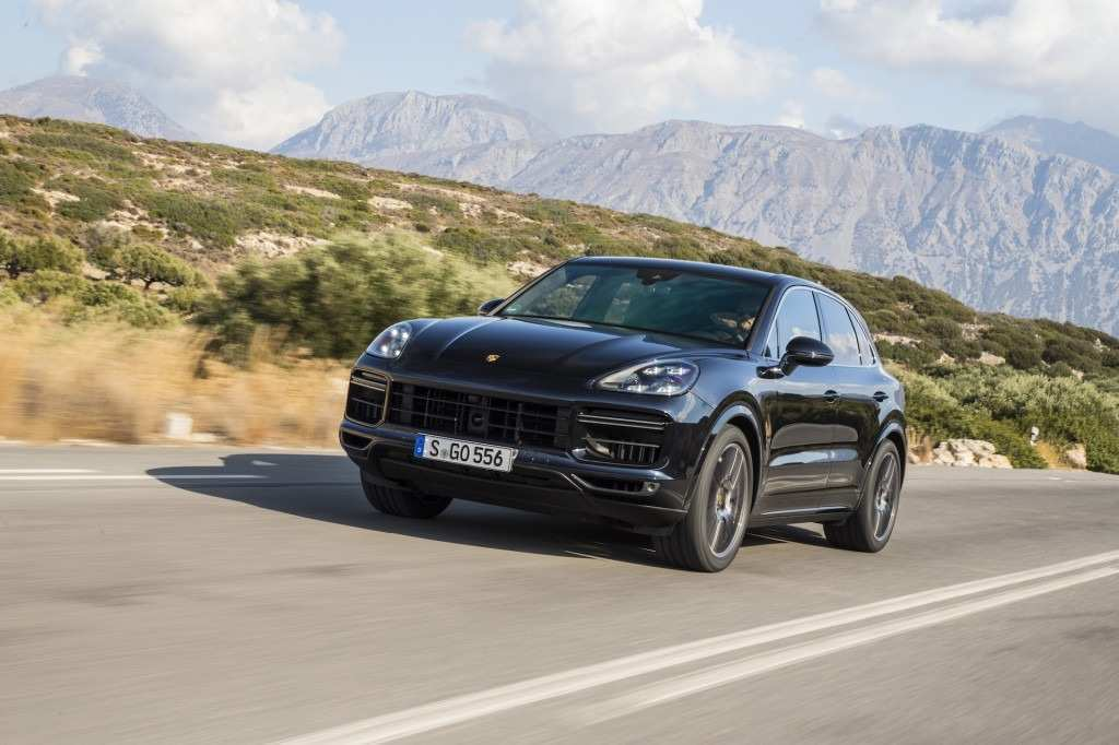 67 Gallery of 2019 Porsche Cayenne Turbo Review Price and Review by 2019 Porsche Cayenne Turbo Review