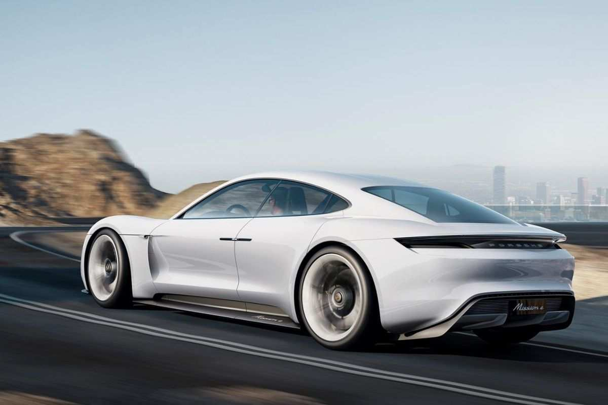 67 Gallery of 2019 Porsche Electric Price by 2019 Porsche Electric
