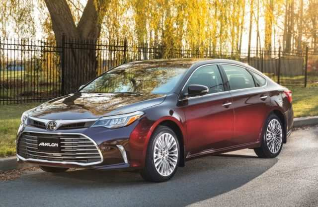 67 Gallery of 2019 Toyota Avalon Review Redesign by 2019 Toyota Avalon Review