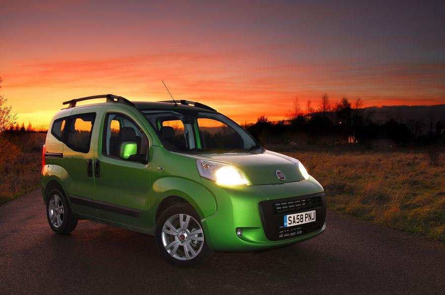 67 Gallery of Fiat Qubo 2020 Performance and New Engine for Fiat Qubo 2020