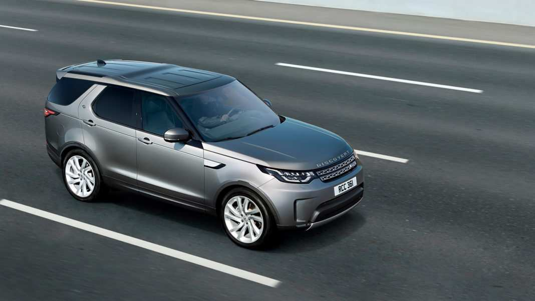 67 Great 2019 Land Rover Commercial Redesign by 2019 Land Rover Commercial