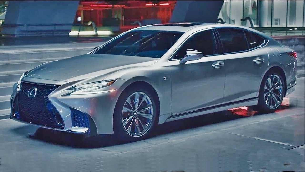 67 Great 2019 Lexus Ls 500 Concept with 2019 Lexus Ls 500