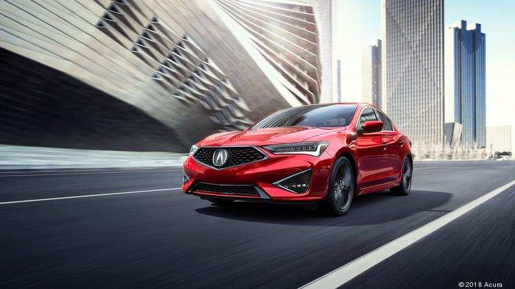 67 New 2019 Acura Ilx Redesign and Concept with 2019 Acura Ilx
