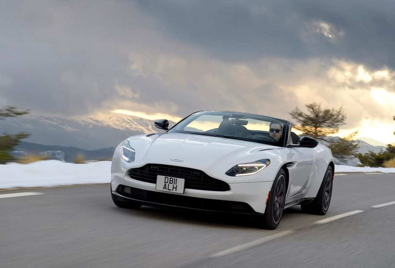 67 New 2019 Aston Martin Db11 Volante Price and Review with 2019 Aston Martin Db11 Volante