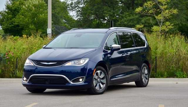 67 New 2019 Chrysler Pacifica Review Model by 2019 Chrysler Pacifica Review