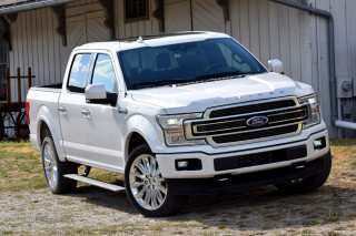 67 New 2019 Ford Pickup Review for 2019 Ford Pickup