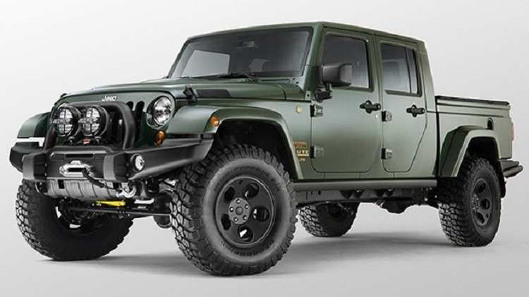 67 New 2019 Jeep Tj Pickup Redesign and Concept for 2019 Jeep Tj Pickup