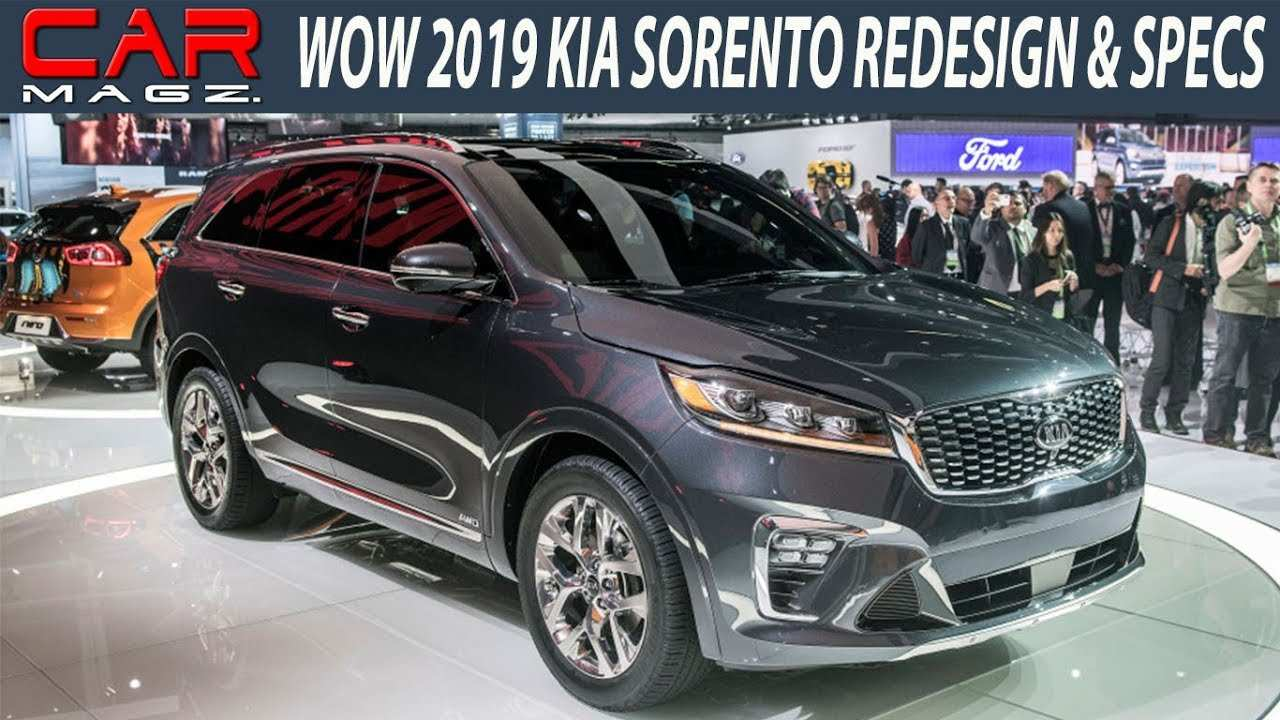 67 New 2019 Kia Redesign Images for 2019 Kia Redesign