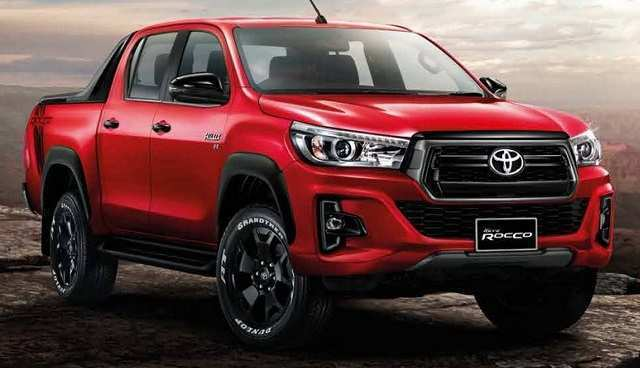 67 New 2019 Toyota Diesel Hilux Performance with 2019 Toyota Diesel Hilux