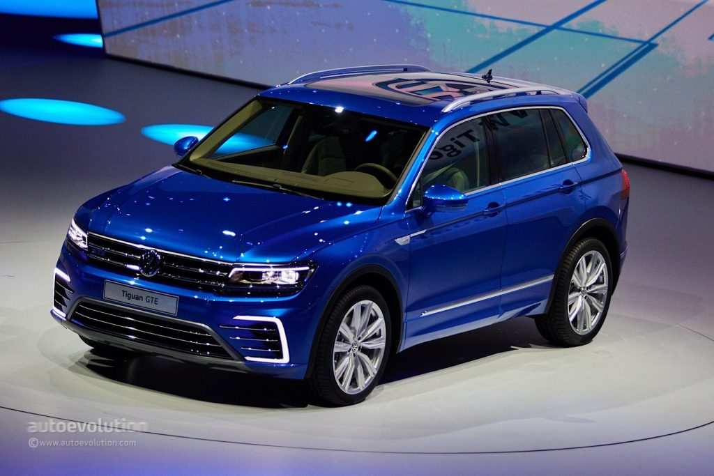 67 New 2019 Volkswagen Tiguan Review Exterior and Interior with 2019 Volkswagen Tiguan Review