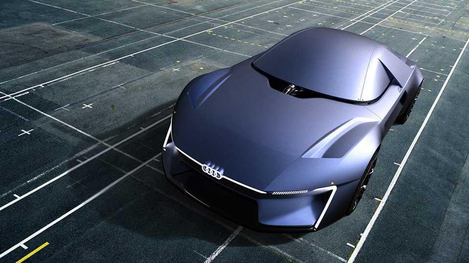67 New 2020 Audi Uno Concept Performance by 2020 Audi Uno Concept