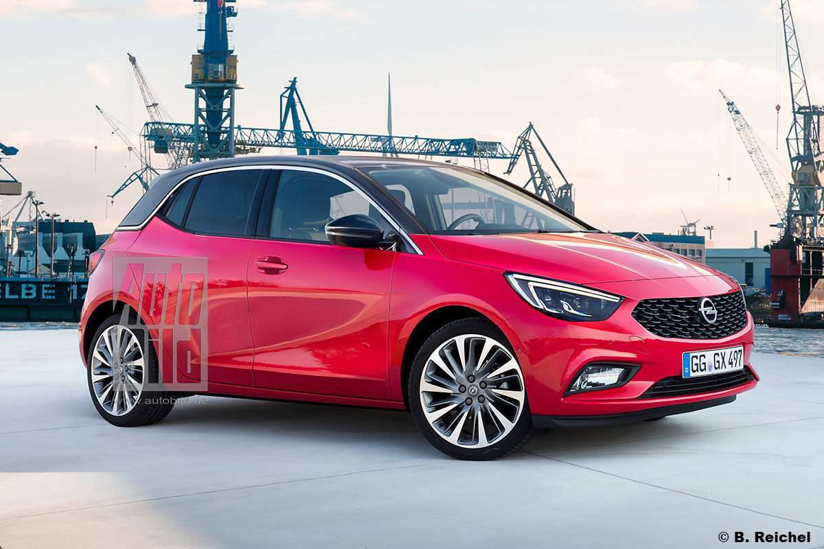 67 New Opel Neuheiten 2019 Engine for Opel Neuheiten 2019