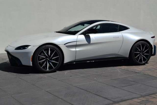 67 The 2019 Aston Martin Vantage Engine with 2019 Aston Martin Vantage