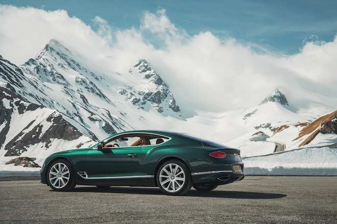 67 The 2019 Bentley Gt V8 Overview by 2019 Bentley Gt V8