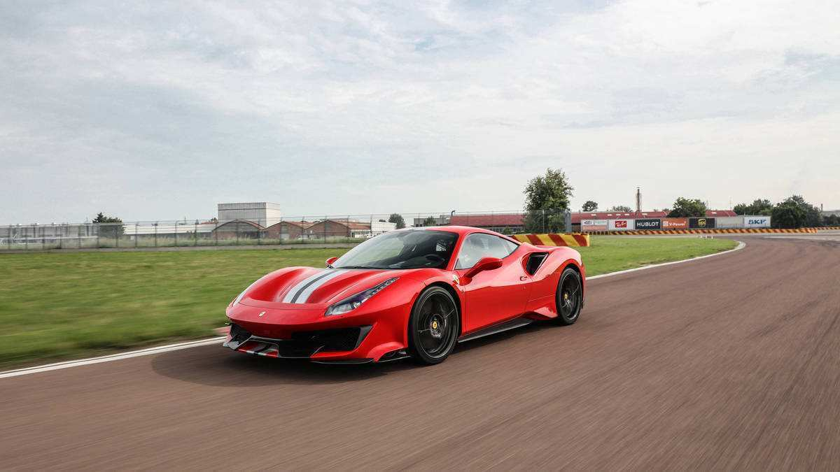67 The 2019 Ferrari 488 Pista Release with 2019 Ferrari 488 Pista