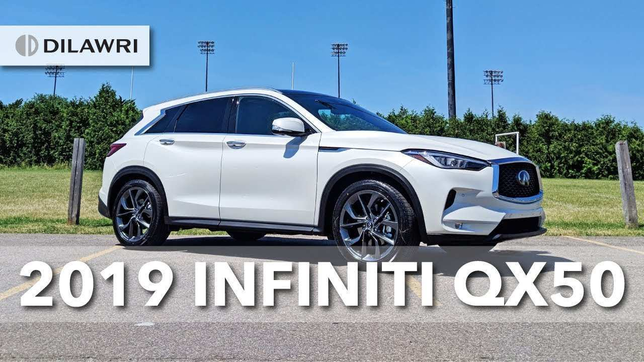 67 The 2019 Infiniti Qx50 Review Price and Review for 2019 Infiniti Qx50 Review