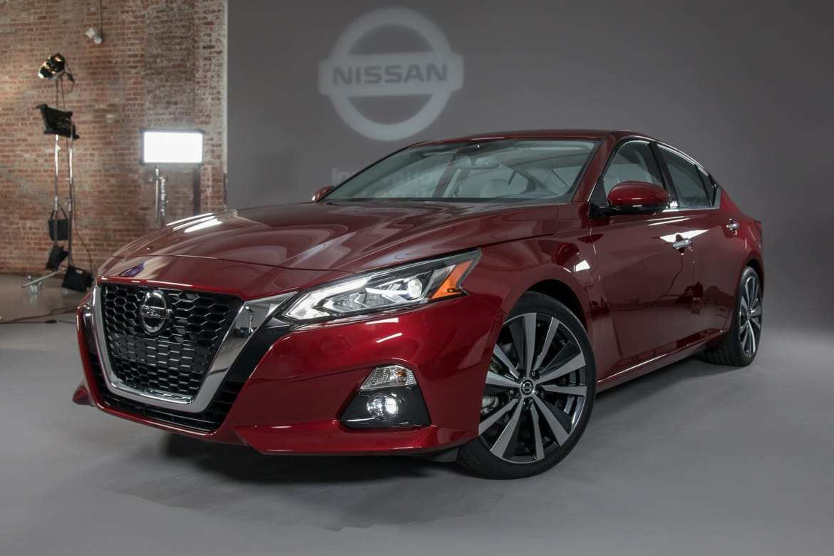67 The 2019 Nissan Altima News Style by 2019 Nissan Altima News