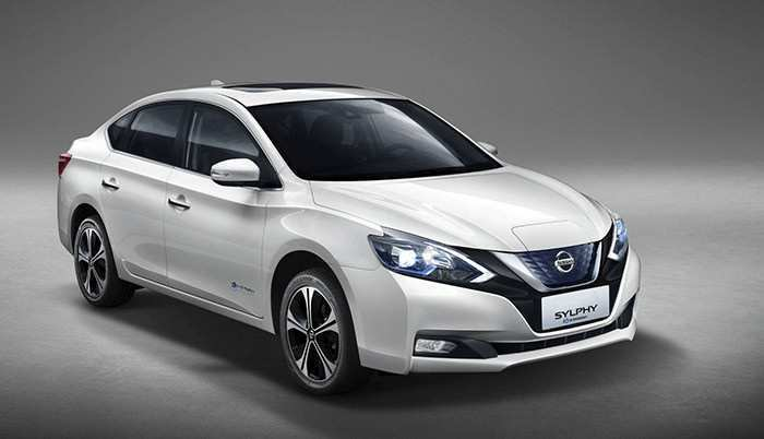 67 The 2019 Nissan Sylphy Release by 2019 Nissan Sylphy