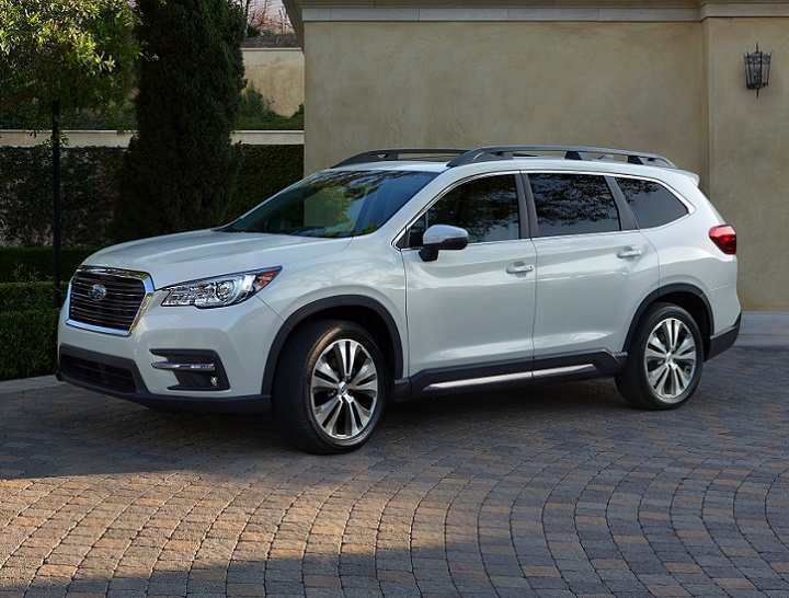 67 The 2019 Subaru Ascent Mpg Redesign and Concept for 2019 Subaru Ascent Mpg