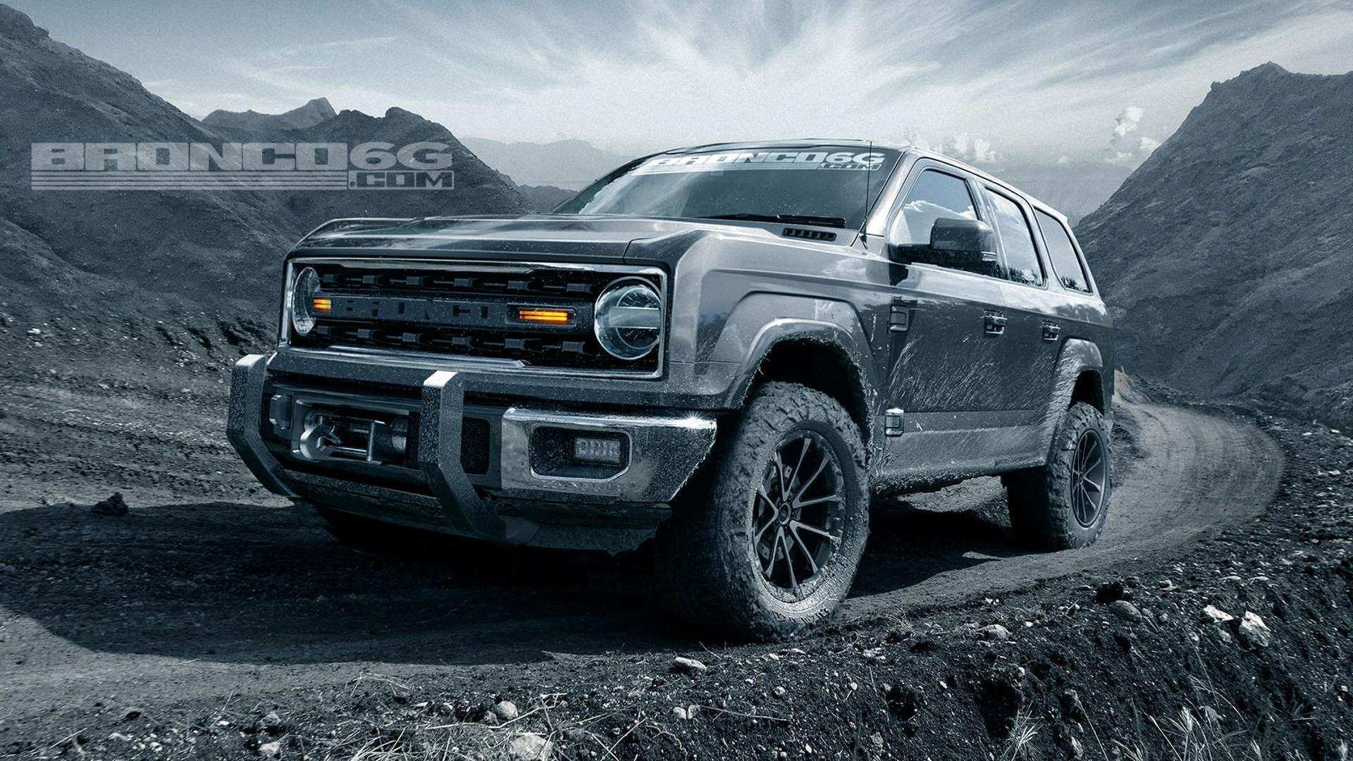 67 The 2020 Ford Bronco Hp Exterior by 2020 Ford Bronco Hp