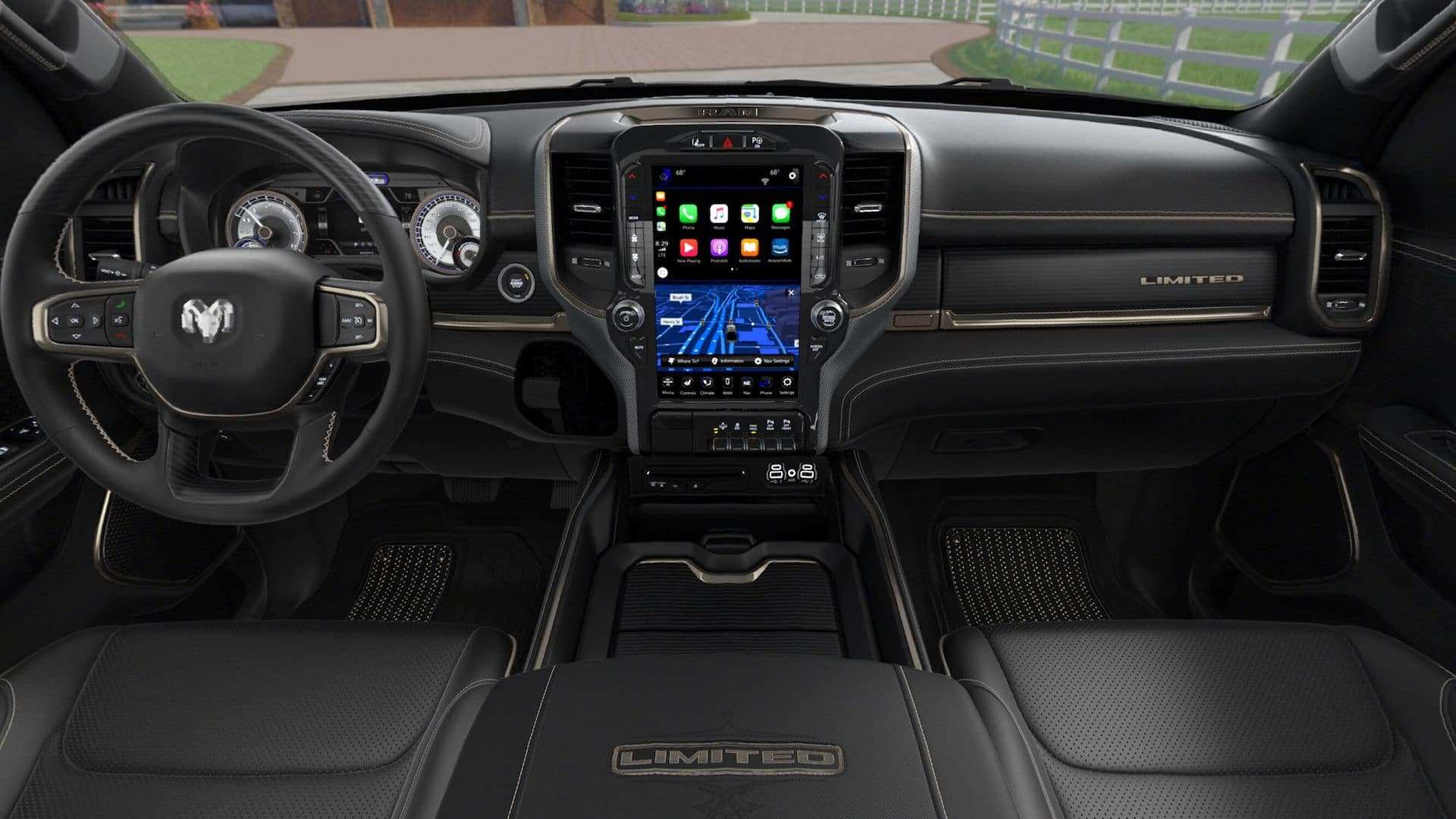 68 All New 2019 Dodge Interior Interior by 2019 Dodge Interior