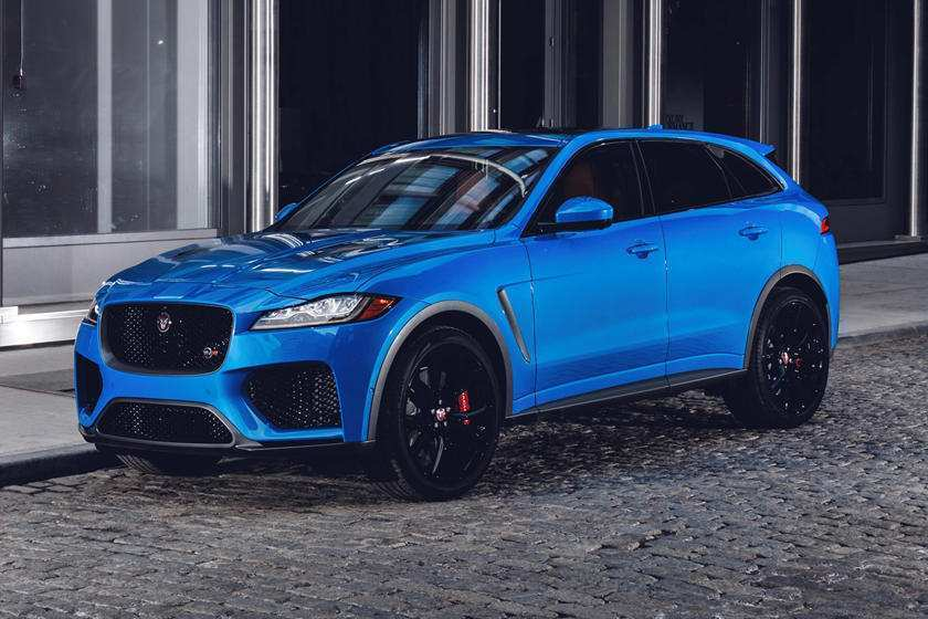 68 All New 2019 Jaguar F Pace Changes Picture by 2019 Jaguar F Pace Changes