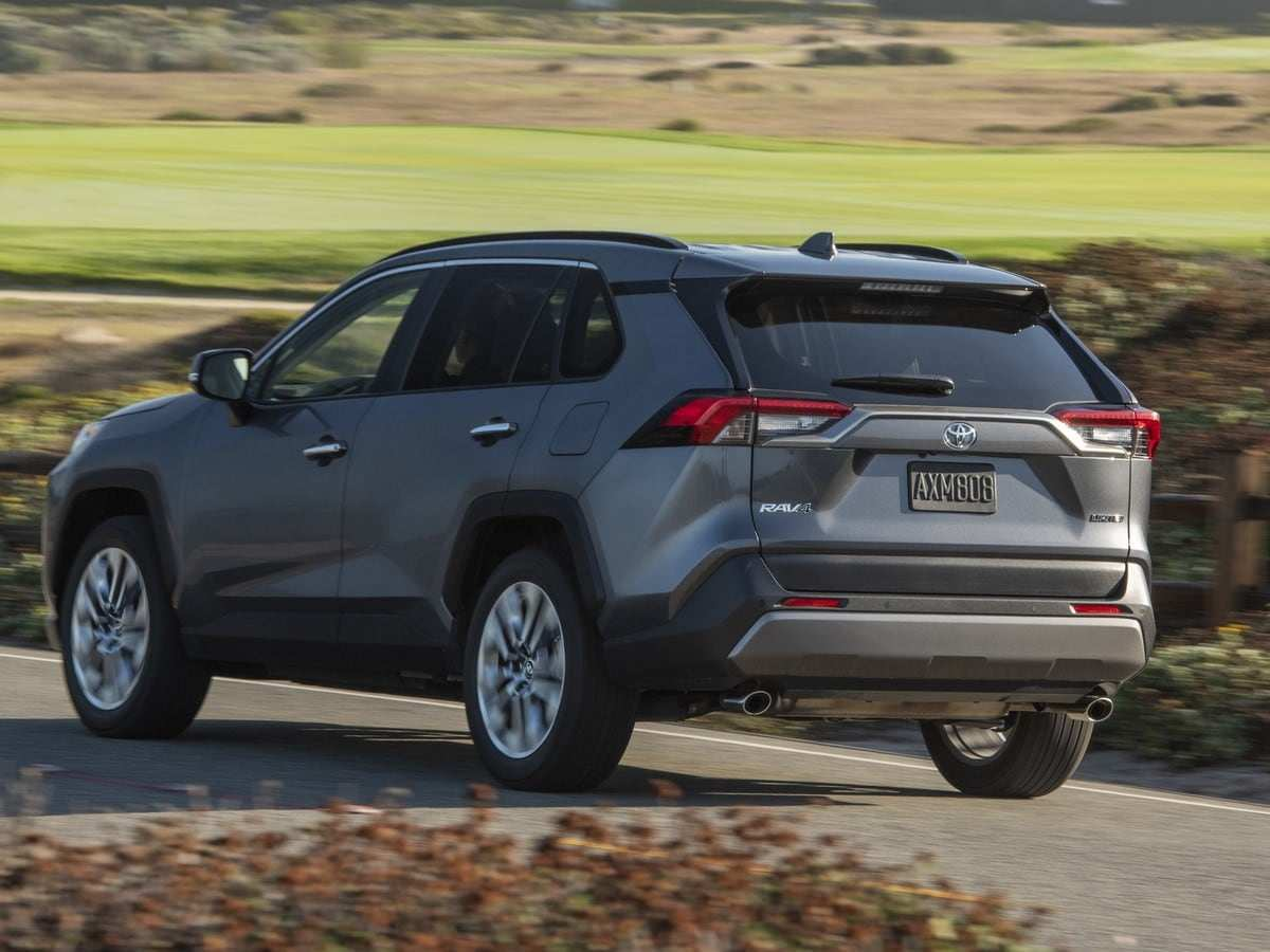 68 All New 2019 Toyota Rav4 Price Performance and New Engine with 2019 Toyota Rav4 Price
