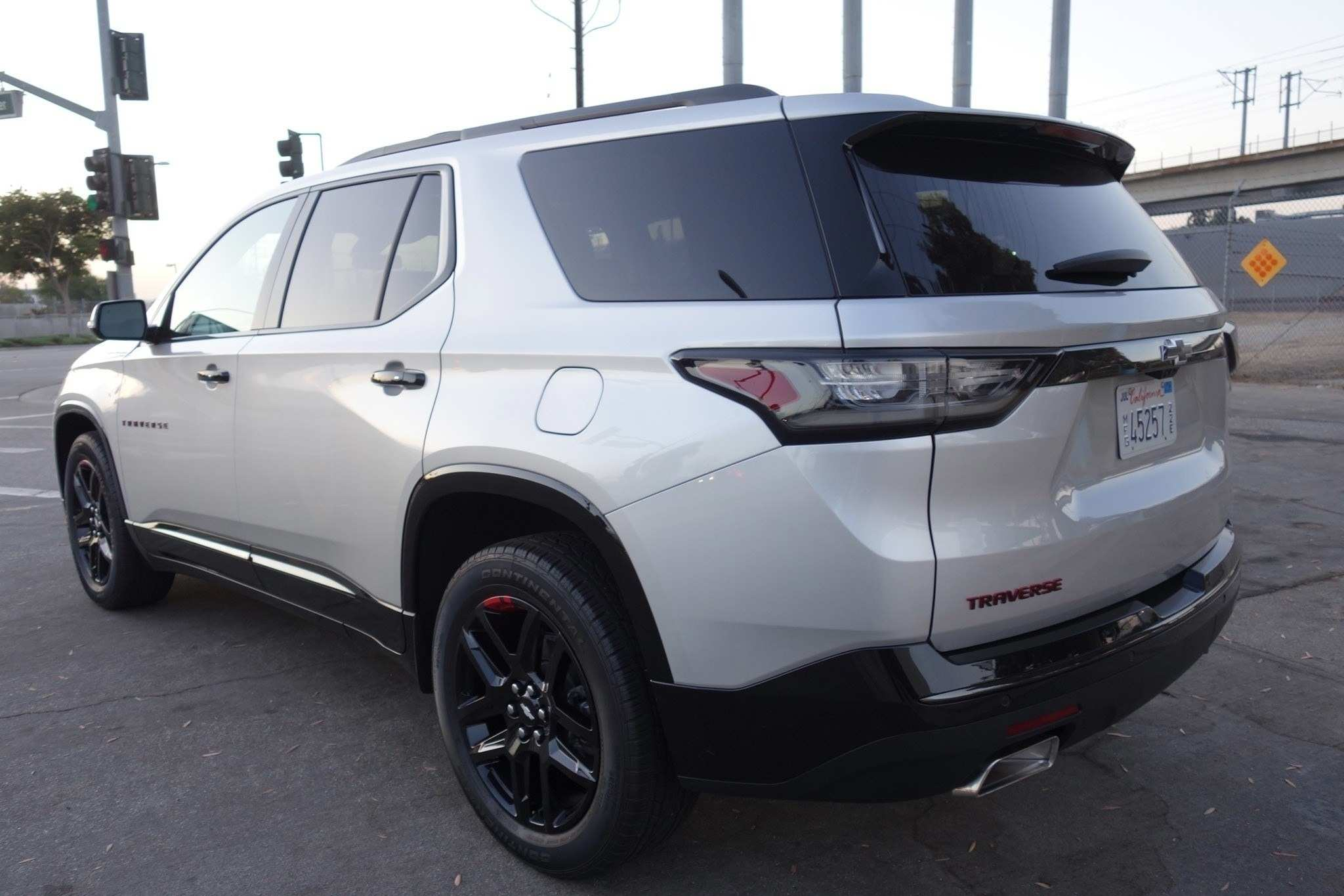 68 All New 2020 Chevrolet Traverse Model with 2020 Chevrolet Traverse