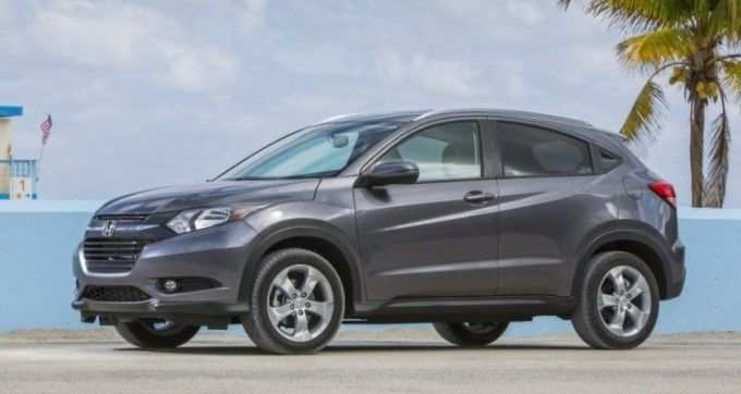 68 All New 2020 Honda Hrv Redesign and Concept by 2020 Honda Hrv