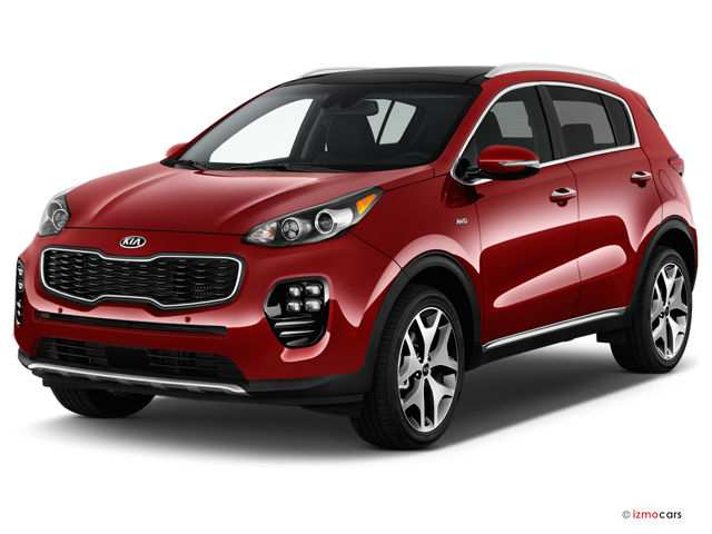 68 All New Kia Sportage 2019 Spy Shoot for Kia Sportage 2019