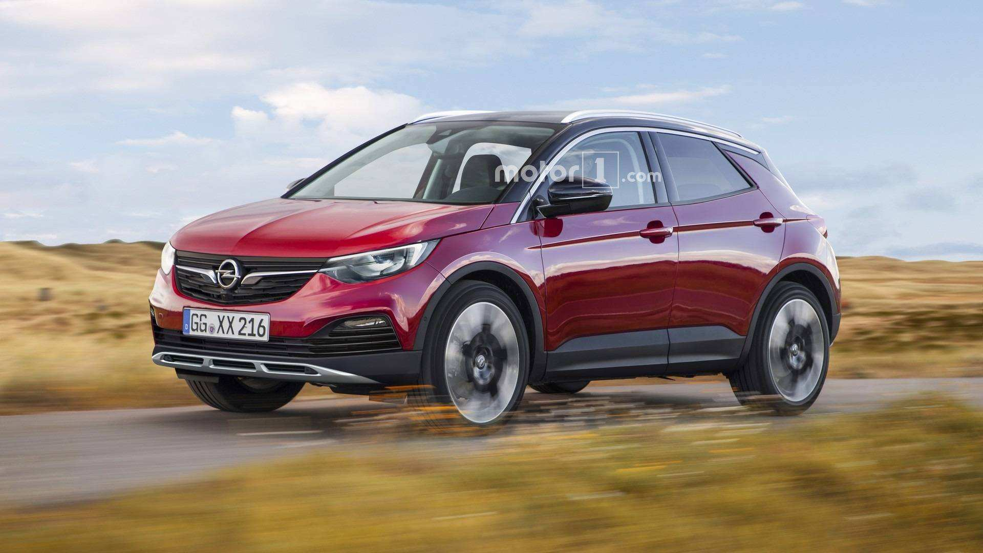 68 All New Suv Opel 2020 Specs with Suv Opel 2020